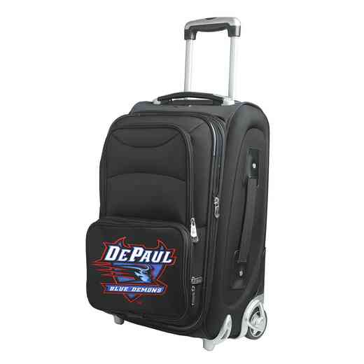 CLDPL203: NCAA Depaul  Carry-On  Rllng Sftsd Nyln